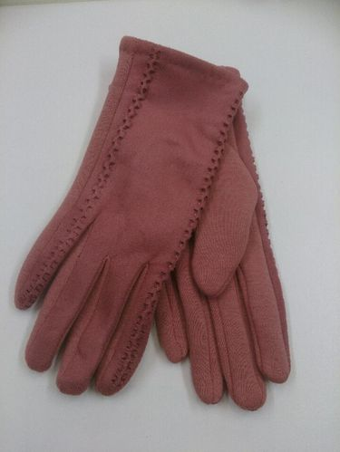 Dusky Pink Ladies Gloves