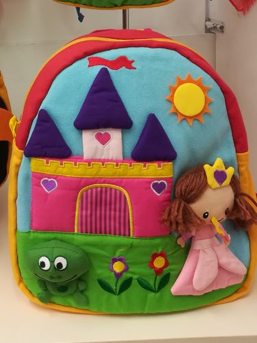 Kids Backpack, Rucksack for Children - Princess