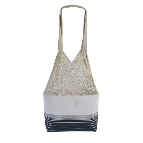String Bag - Net Bag - Navy