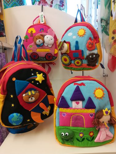Kids Backpack, Rucksack for Children - Noah's Ark